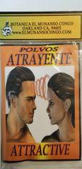 Atrayente polvo - Attractive powder