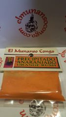 Precipitado Anaranjado - Orange Rush