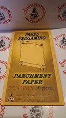 Papel Pergamino - Parchment Paper