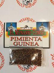 Pimienta Guinea