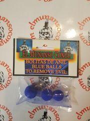 Bolitas De Añil - Blue Ball Of Indigo To Remove Evil