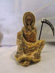 Santa Muerte De Dinero No Hablar - Money Holy Death Speak No Evil