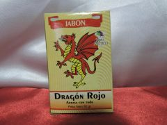 Dragon Rojo - Red Dragon