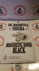 Sal Magnetica Negra - Magnetic Black Sand