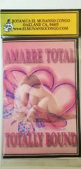 Amarre Total polvo - Totally Bound powder