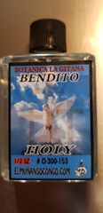 Bendito aceite - Holly oil