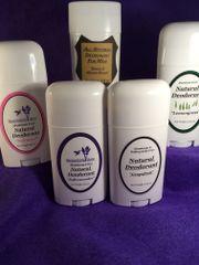Natural Deodorant's