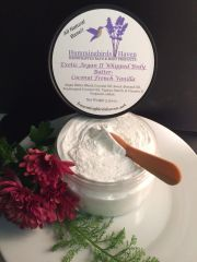 Exotic Argan II Whipped Body Butter - Coconut French Vanilla
