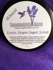 Exotic Argan Sugar Scrub