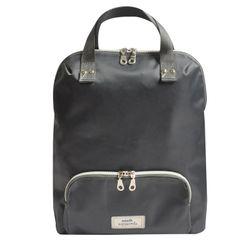 Brushed Canvas Backpack -