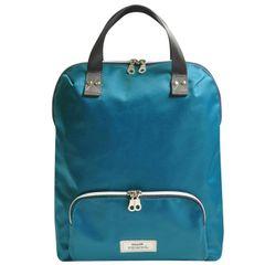Brushed Canvas Backpack - Teal