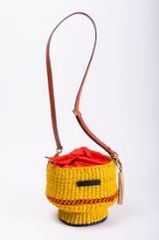 AAKS Raffia Bag - The Baw Pot