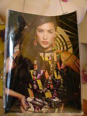 Tropical Accessory Magazine Purse