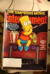 The Simpson Magazine Purse