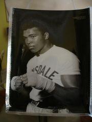 Muhammad Ali History Series 4 Magazine Purse