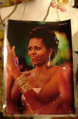 The Obama's I Magazine Purse