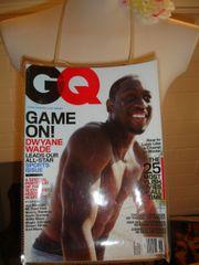 Dwayne Wade Celebrity Magazine Purse