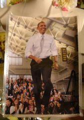 Obama Series 4 History Magazine Purse