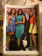The Obama's Series 2 History Magazine Purse