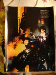 Prince I Magazine Purse