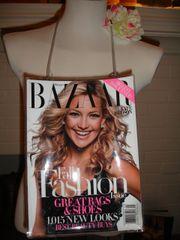Kate Hudson Bazaar Fashion Magazine Purse