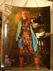 Gypsy Fashion Magazine Purse