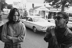 Al Kaplan: Commercial Street, Provincetown, July 1963