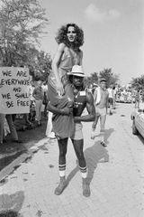 Charles Hashim: Gay Pride Parade, Bicentennial Park, Miami, June 24, 1979