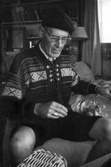 Al Kaplan: Prescott Townsend, Provincetown, July 1963