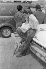 Al Kaplan: Race Point Beach, Provincetown, August 1962