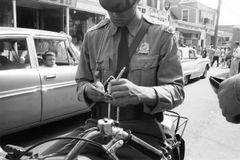 Al Kaplan: Commercial Street, Provincetown, July 1962