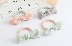 Korean Bow Hair Elastic