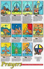 Prayers Vertical Posters