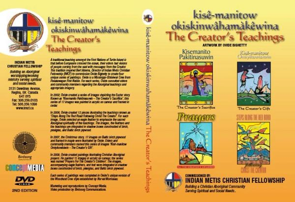 Creator's Teachings DVD