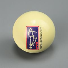 UPA Branded Cue Ball