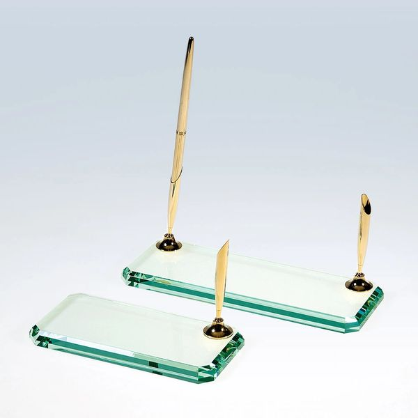 Jade Glass Pen Sets