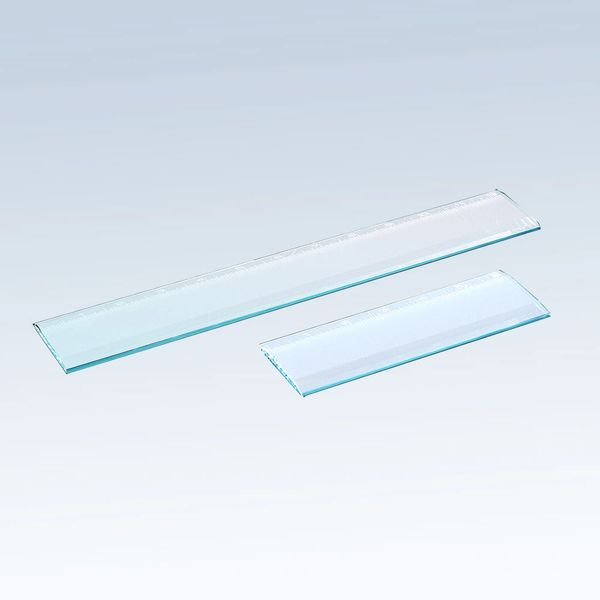 Jade Glass Ruler
