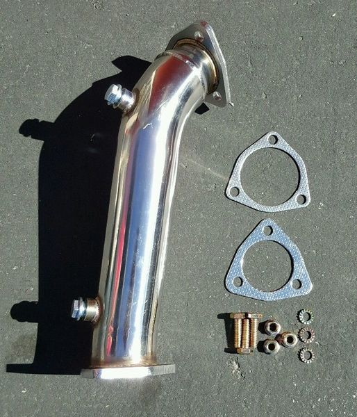 "3"" Turbo Down Pipe 97-05 AUDI A4 B5 B6/VW PASSAT 1.8T STAINLESS STEEL"