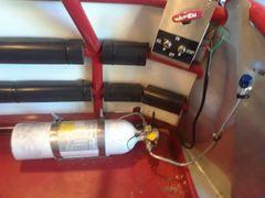 Fire Bottle Safecraft LT 5 lb System