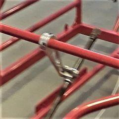 Adjustable Steering Shaft Support ALM