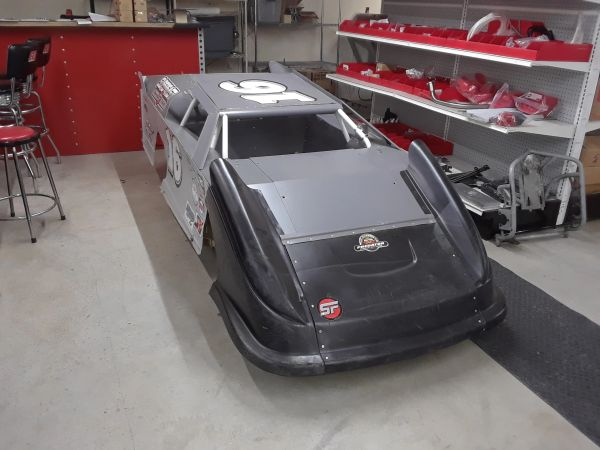 Used NC Chassis Dirt
