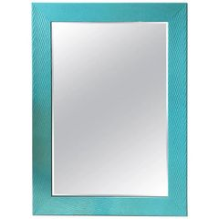 ON SALE NOW Beach Beauty Blues Horizontal or Vertical Contemporary Mirror