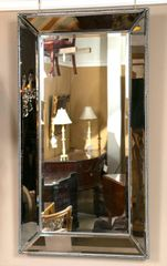 SOLD! A Fantastic Pair of Dorothy Draper Style Hollywood Regency Mirrors