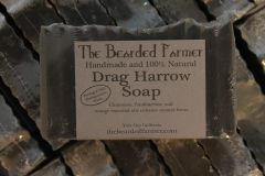 "Frankincense, Cinnamon & Orange ""Drag Harrow"" Soap"