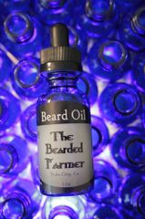 Lemon Cream Beard Oil