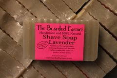 Lavender Shave Soap