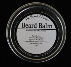 Tobacco & Bay Leaf Beard Balm