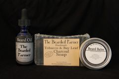 Tobacco & Bay Leaf Combo Kit
