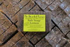 Lemon Salt Soap (Grease Remover)