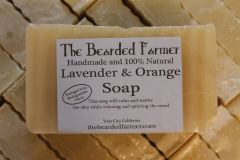 Lavender & Orange Soap